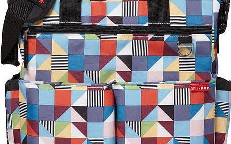 SKIP HOP Přebalovací taška s podložkou Duo Signature Prims