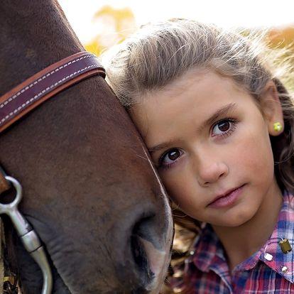 Letní soustředění s koňmi na Ranči Kopaniny