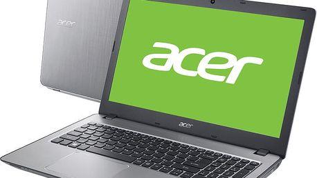 Acer Aspire F15 (F5-573G-59L4), střbrná - NX.GDAEC.004