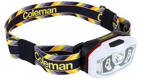 Čelovka Coleman CHT+100 BatteryLock™ Headlamp 3AAA Lemon, hmotnost 90 g vč.baterií