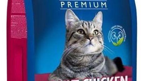 Granule Brit Premium Cat Adult Chicken 8kg