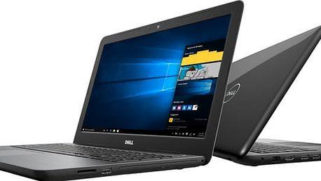 Dell Inspiron 15 (5567), černá - 5567-6270