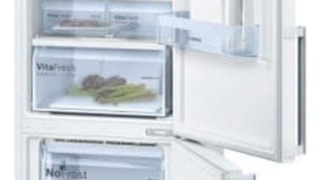 Kombinace chladničky s mrazničkou Bosch KGN39VW35 bílá