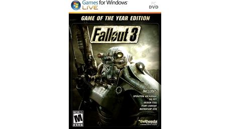 Fallout 3 Game of the Year Edition (PC) - PC - 5908305207634