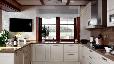Vysoce odolný kuchyňský koberec Webtappeti Bouquet,60x240cm - doprava zdarma!