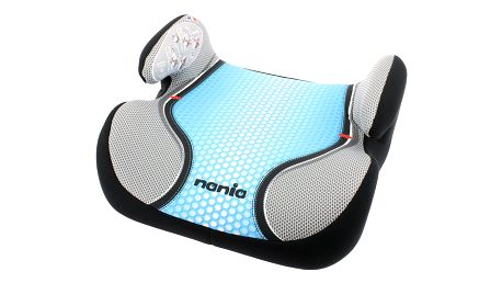 NANIA Autosedačka Topo Comfort Pop (15-36 kg) – Blue
