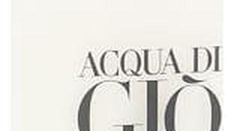 Giorgio Armani Acqua di Gio Pour Homme 100 ml balzám po holení M
