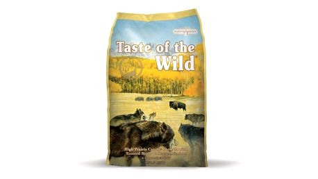 Granule Taste of the Wild High Prairie 13 kg + Doprava zdarma