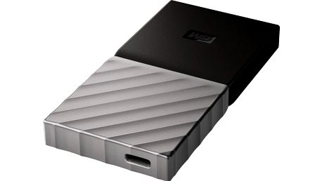 WD My Passport SSD - 512GB - WDBK3E5120PSL-WESN