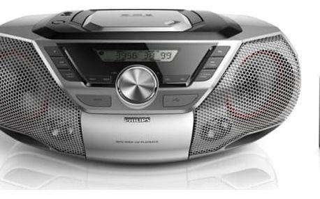 Radiopřijímač s CD Philips AZ783