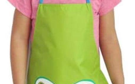 Dětská zástěrka s potiskem - 4 barvy