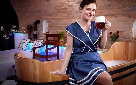 Luxusní lázeňský balíček Indické péče pro DVA v Rožnovských pivních lázních se spousty ozdravnými procedurami, poznávacím programem ve Skanzenu a okolí včetně bonusu ubytování na 2 noci v blízkém hotelu v ceně