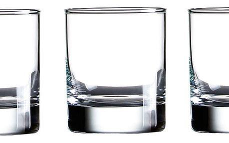 Sada 3 sklenic Sola Tumbler, 280ml