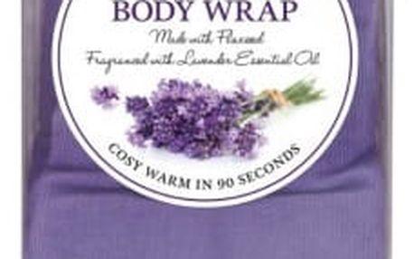 Nahřívací polštářek Body Wrap - fialový