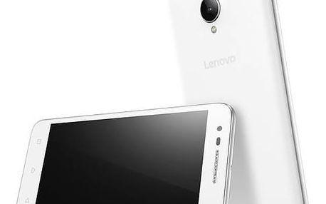 Mobilní telefon Lenovo C2 Dual SIM (PA450038CZ) bílý Software F-Secure SAFE 6 měsíců pro 3 zařízení (zdarma)
