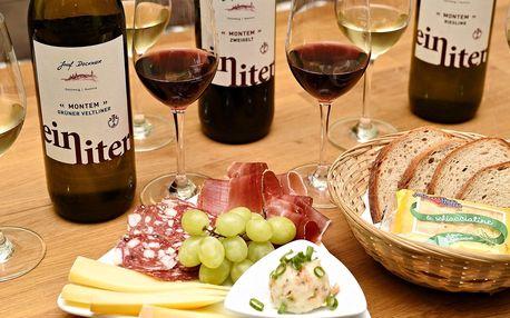 Degustační set rakouských vín pro dva