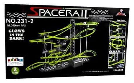 Space Rail GLOW svítící Level 2 - 10m