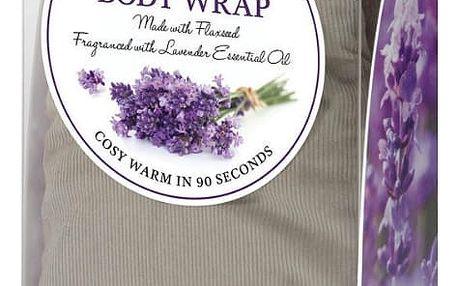 Nahřívací polštářek Body Wrap - šedý