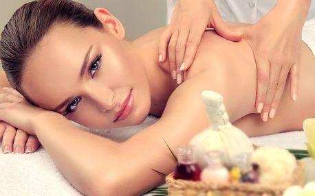 Klasická relaxační masáž v délce 40 minut