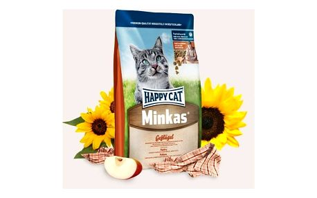 HAPPY CAT MINKAS Complete Geflugel 10kg
