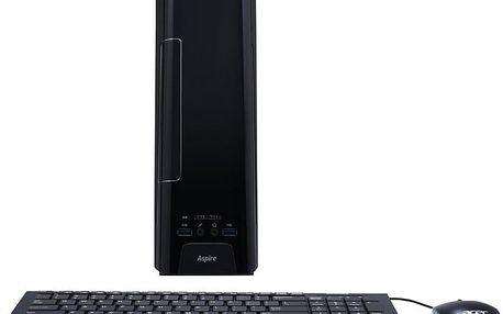 Acer Aspire XC (AXC-230), černá - DT.B61EC.001