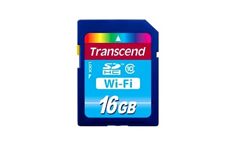 Transcend SDHC 16GB WIFI Class 10 - TS16GWSDHC10