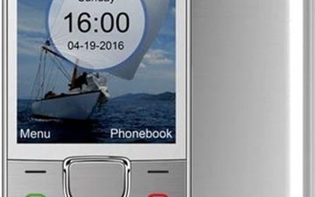 Maxcom Classic MM320, bílá - MM320WHSS