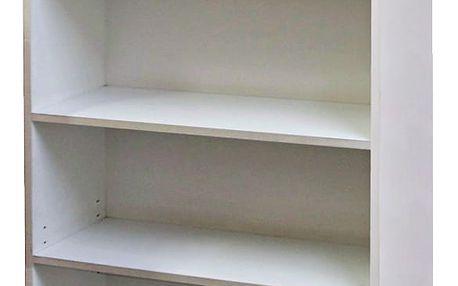 Knihovna 29B bílá