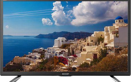 Sharp LC-24CFG6132 - 60cm + Flashdisk A-data 16GB v ceně 200 kč