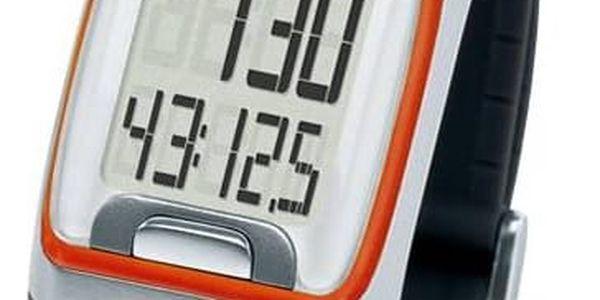 Sporttester Sigma PC 3.11 černý/oranžový