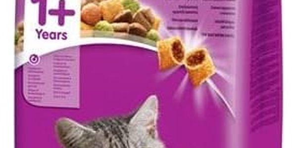 Granule Whiskas Adult kuřecí 14 kg + Doprava zdarma