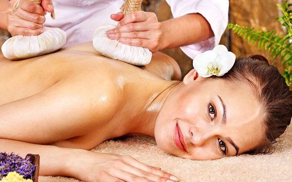 Výběr ze 3 druhů luxusních thajských masáží v Salonu Elite