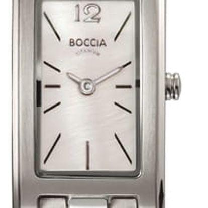 Boccia Titanium 3194-01 + pojištění hodinek, doprava ZDARMA, záruka 3 roky