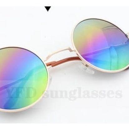 Sluneční brýle lenonky - varianta 7