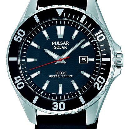 Pulsar PX3037X1 + pojištění hodinek, doprava ZDARMA, záruka 3 roky