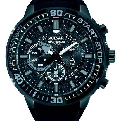 Pulsar PT3557X1 + pojištění hodinek, doprava ZDARMA, záruka 3 roky