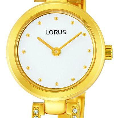 Lorus RRW20EX9 + pojištění hodinek, doprava ZDARMA, záruka 3 roky