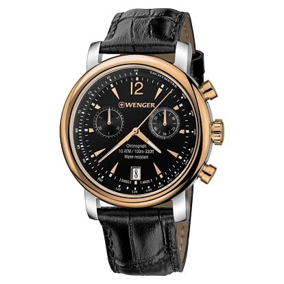 Wenger Urban Vintage Chrono 01.1043.113 + pojištění hodinek, doprava ZDARMA, záruka 3 roky