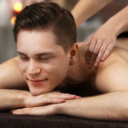 Sportovní masáž nebo masáž bolavých svalů