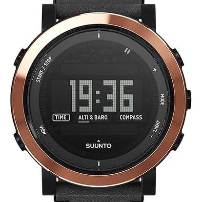 Suunto Essential Ceramic Copper Black SS022439000 + pojištění hodinek, doprava ZDARMA, záruka 3 roky