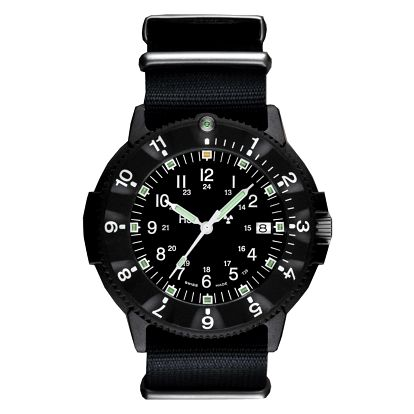 Traser P 6508 Code Green nato + pojištění hodinek, doprava ZDARMA, záruka 3 roky