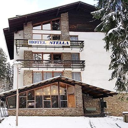 3denní relaxační pobyt pro dva v Hotelu Stella***, sauna, vířivka, kola, koloběžky a Nordic walking.