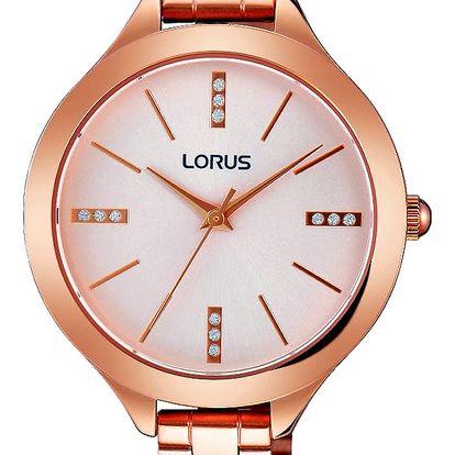 Lorus RG220KX9 + pojištění hodinek, doprava ZDARMA, záruka 3 roky