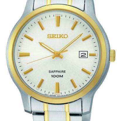 Seiko SGEH42P1 + pojištění hodinek, doprava ZDARMA, záruka 3 roky