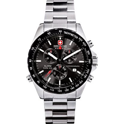 Swiss Military Hanowa 5007.04.007 + pojištění hodinek, doprava ZDARMA, záruka 3 roky