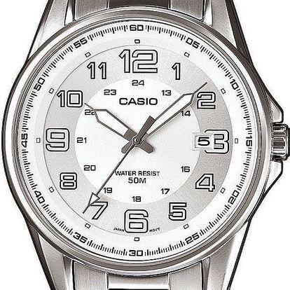 Casio MTP 1372D-7B + pojištění hodinek, doprava ZDARMA, záruka 3 roky