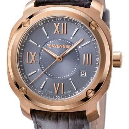 Wenger Edge Romans 01.1121.111 + pojištění hodinek, doprava ZDARMA, záruka 3 roky