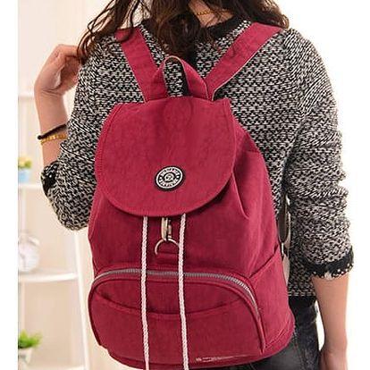Městský batoh Preppy Style