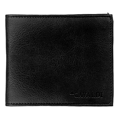 CAVALDI Pánská kožená peněženka na šířku