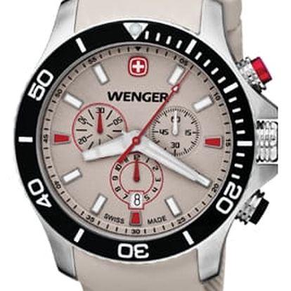 Wenger Sea Force Chrono 01.0643.105 + pojištění hodinek, doprava ZDARMA, záruka 3 roky